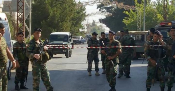 Attentats suicide meurtriers dans un village à l'est du Liban