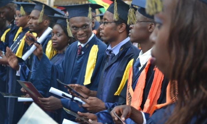 Une graduation qui tourne en fête de l'excellence africaine