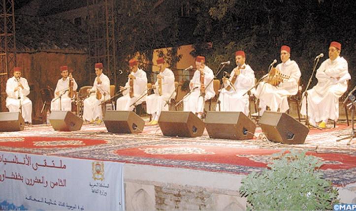 Clôture en beauté des 31èmes Rencontres des musiques andalouses de Chefchaouen