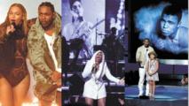 BET Awards 2016 : Beyoncé au top, Prince et Mohamed Ali célébrés