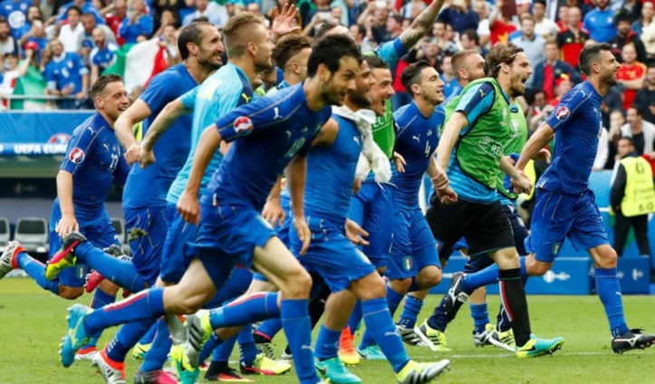 France-Islande, Allemagne-Italie Vivement les quarts !