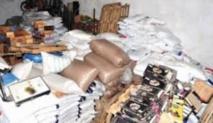 267 tonnes de produits alimentaires détruites depuis le début de Ramadan