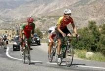 Les équipes nationales seniors et juniors de cyclisme en concentration à Ifrane