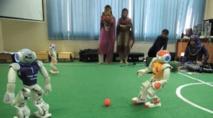 Footballator: Des roboticiens pakistanais rêvent de Coupe du monde de foot