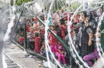 Un film franco-serbe inverse les rôles et met des riches Européens dans la peau de migrants