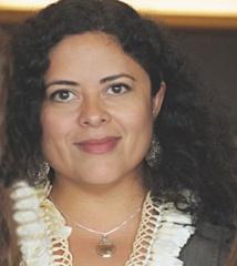 Le Docteur Maya Soetoro en conférence à l'Université Mohammed V- Rabat