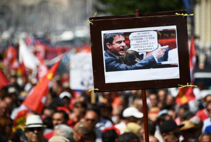 Journée de contestation sociale sans issue en vue en France