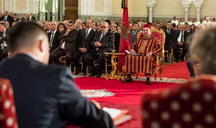 S.M. le Roi préside le lancement du nouveau Plan de réforme de l'investissement