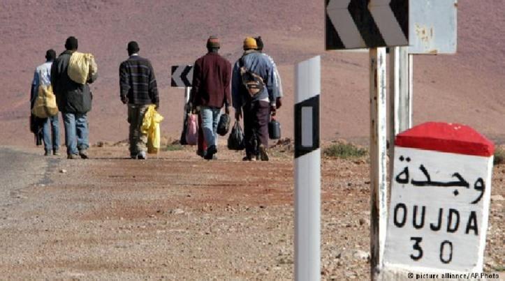 Sale temps pour les migrants
