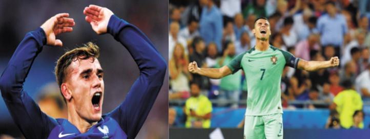 Griezmann contre Ronaldo :  Vivement dimanche!