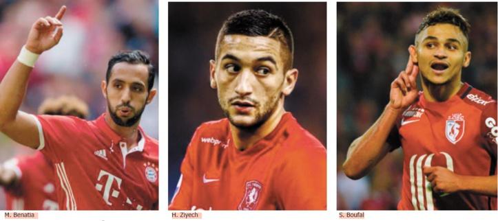 La cote des internationaux marocains en hausse