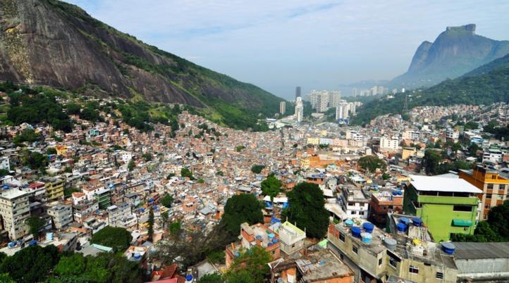 La circulation infernale de Rio, un puzzle pas fini pour les JO