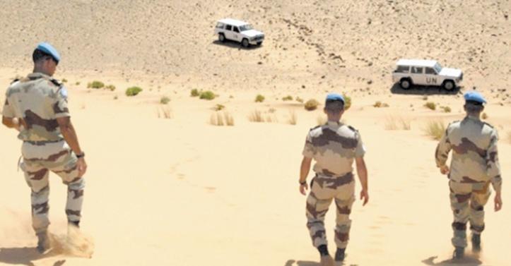 Membre de la Minurso et cameraman à la solde des séparatistes à ses heures perdues