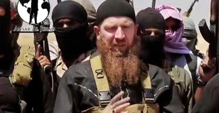 Omar al-Shishani, l'un des principaux chefs de l'EI, tué en Irak