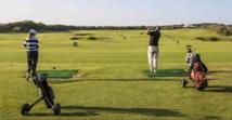 Cinq habitués en quarts de finale de la Coupe du Trône de golf