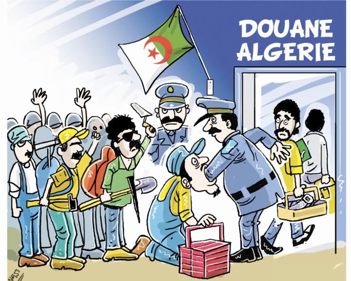 Alger s'imagine des espions partout