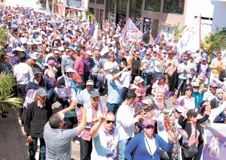 Sit-in de la FDT mardi prochain devant le Parlement