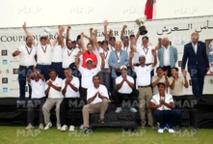 Le RGDES remporte la 13ème  édition de la Coupe du Trône de golf