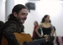 Achraf Belakrim Collaborer avec José Manulo était ma plus belle  expérience  musicale