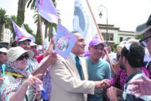 Après le sit-in devant le Parlement, une marche nationale contre la réforme de la retraite