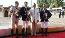 Abdeslam Bennani Smires domine le Grand Prix SM le Roi Mohammed VI de saut d'obstacles