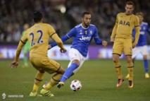 Premier match et premier but pour Mehdi Benatia avec la Juventus