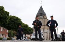 Le second assaillant de l'église Saint-Etienne-du-Rouvray identifié