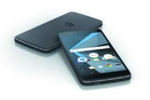 BlackBerry lance le DTEK50, un smartphone Android qui veut sécuriser vos données