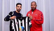 Mbark Boussoufa  au club émirati Al Jazira