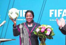 """La nouvelle secrétaire générale de  la FIFA veut """"réparer les dommages"""""""
