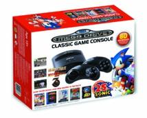 Après la NES de Nintendo, la Mega Drive revient à son tour