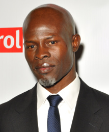 Des stars qui furent SDF : Djimon Hounsou