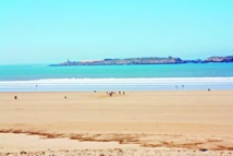 La qualité de la plage d'Essaouira confirmée
