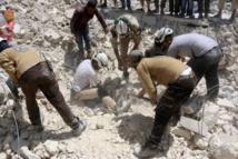 Les insurgés tentent de briser  le siège gouvernemental à Alep