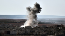 Les Etats-Unis frappent  des positions de l'EI en Libye