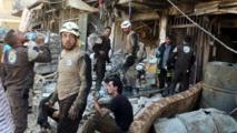 Vingt-huit civils tués par des bombardements sur Alep