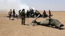 Les rebelles freinés par l'aviation russe près d'Alep