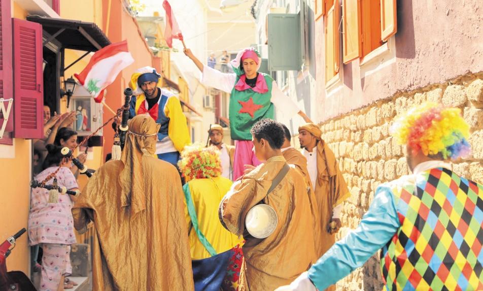 Le Festival de théâtre du tout Liban