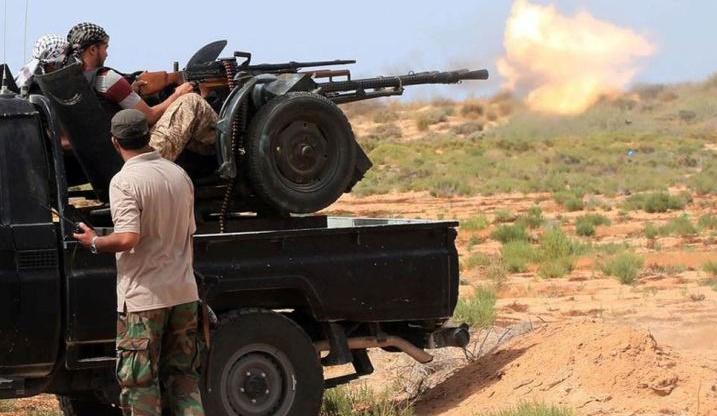 """Les forces gouvernementales dans la """"phase ultime"""" de leur reconquête de Syrte"""