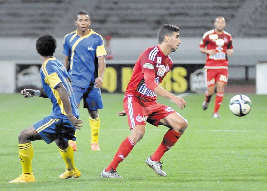 Le WAC face à ses responsabilités dimanche à Rabat en Ligue des champions