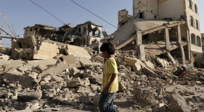 La coalition arabe autorise la reprise des vols humanitaires sur Sanaa