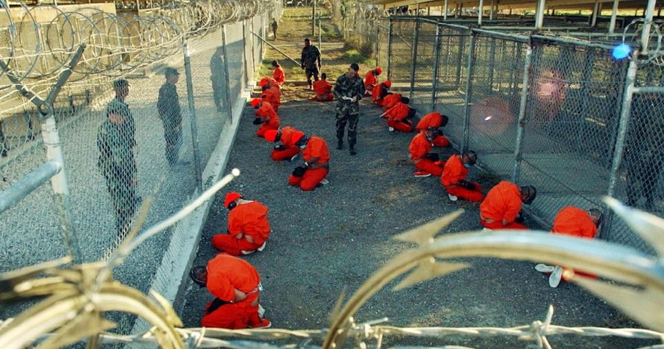15 prisonniers de Guantanamo remis aux Emirats