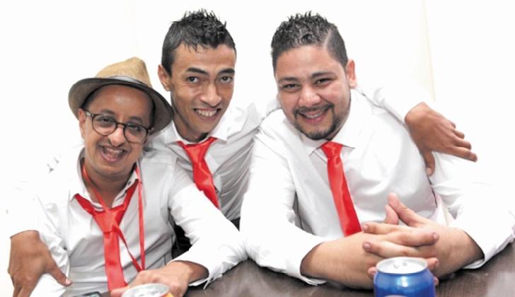 Booder, Haroun et Ouallas cartonnent à Marrakech