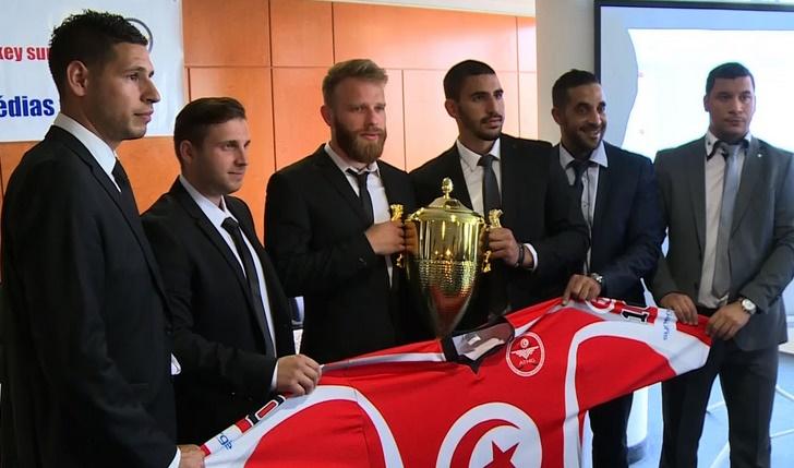 La Tunisie aura bientôt une équipe nationale de hockey sur glace