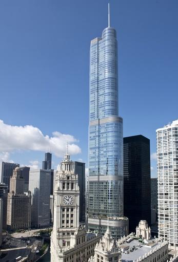 Insolite : Combien d'étages fait la tour Trump
