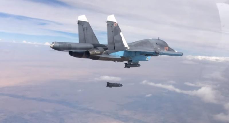 La Russie frappe les jihadistes de Syrie à partir de l'Iran