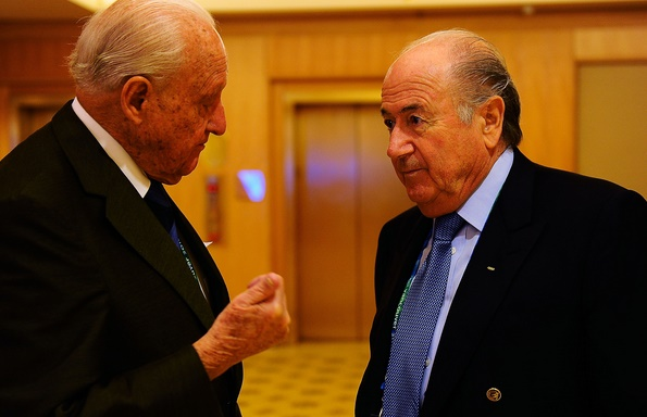 Blatter : Havelange a fait du football une langue universelle