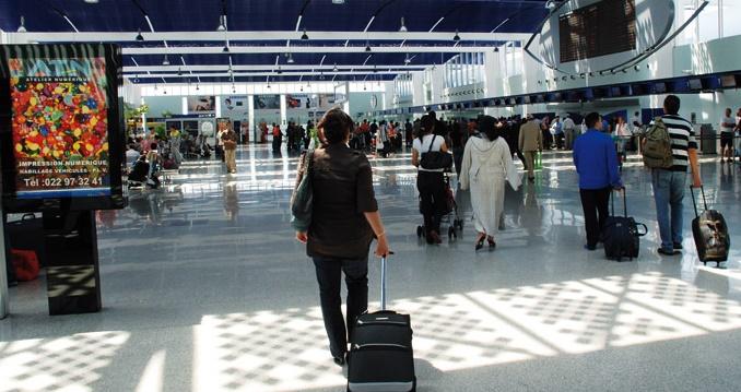 L'Europe, première destination du trafic aérien dans les différents aéroports marocains