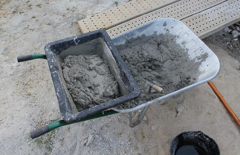 Légère progression de la consommation de ciment