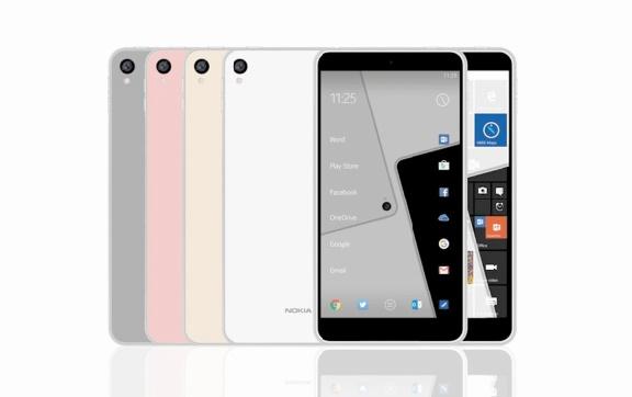 Un smartphone Nokia lancé avant la fin de l'année